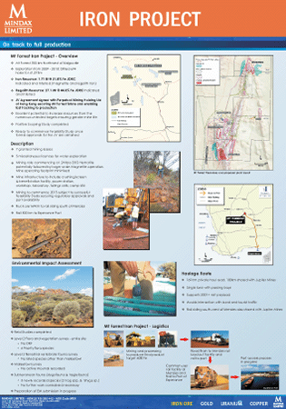 Mt Forrest Project - Click for more detail